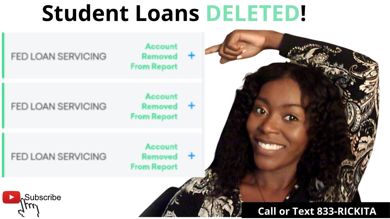 how-to-get-student-loans-off-credit-report-how-to-get-rid-of-your-student-loans-from-your-credit-reports-student-loans-removed-from-credit