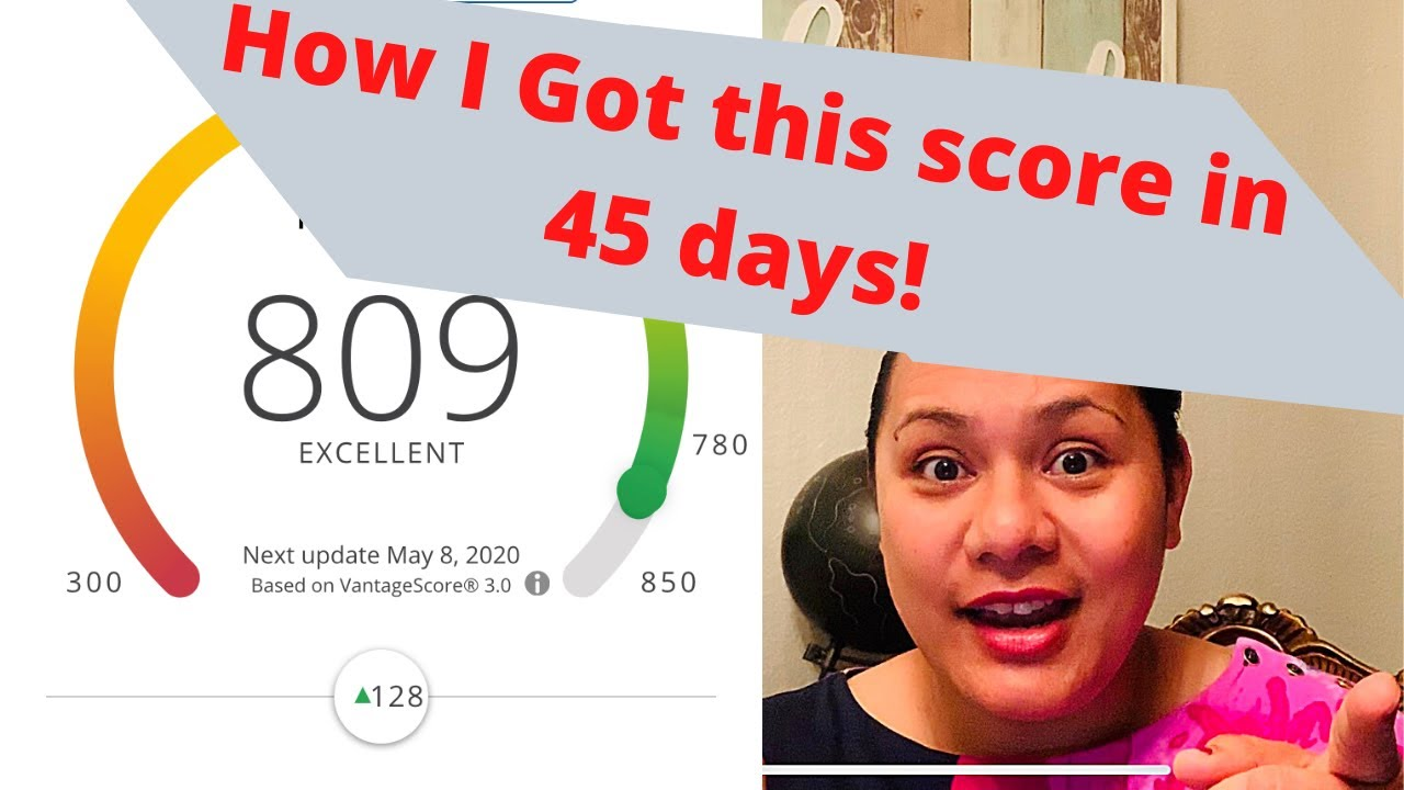 706-credit-score-how-i-raised-my-credit-score-by-128-points-to-809-in-45-days-for-free-fico-score