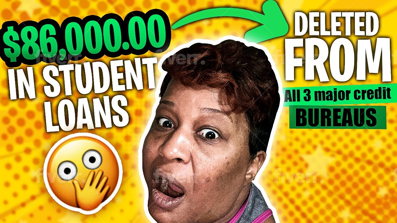 remove-student-loans-from-credit-report-student-loans-deleted-from-all-3-credit-reporting-bureaus-in-less-than-45-days