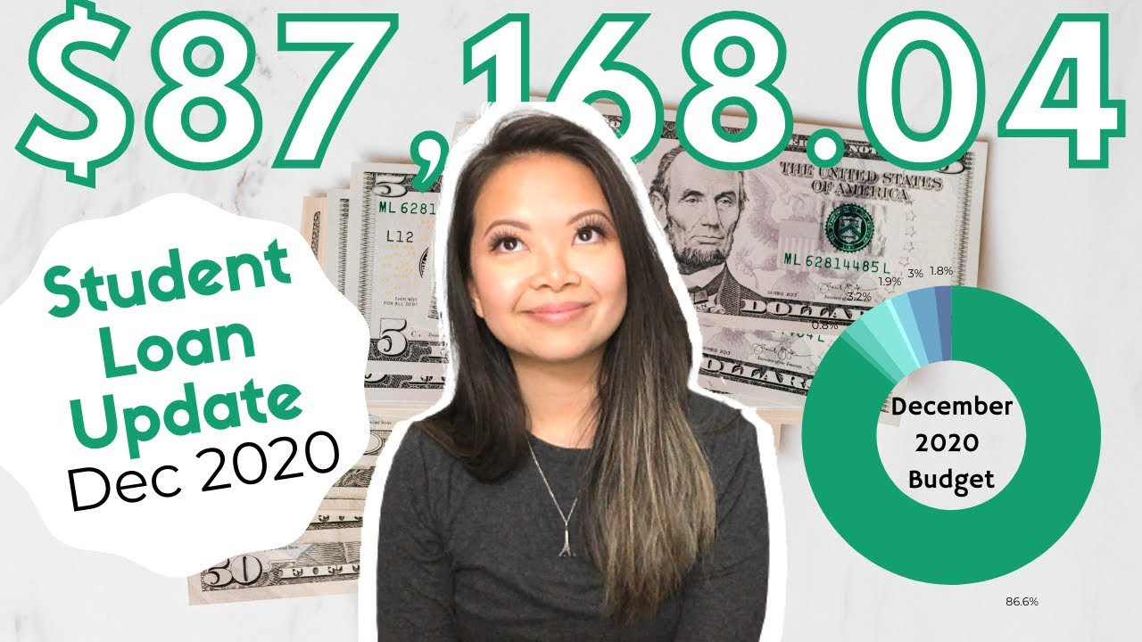 best-way-to-pay-off-student-loans-reddit-i-paid-5738-towards-my-student-loans-student-loan-debt-free-journey-update-dec-2020