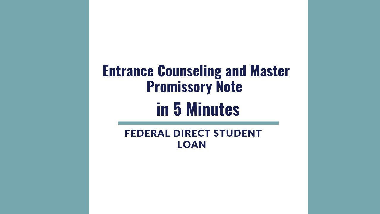 student-loans-mpn-entrance-counseling-and-mpn-in-5-minutes-college-funding-services