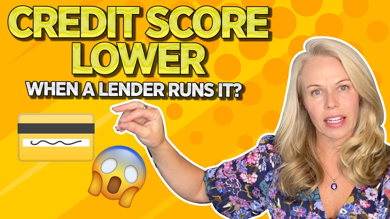 694-credit-score-why-is-your-credit-score-lower-when-a-mortgage-lender-runs-your-credit-running-credit-scores-2020-%f0%9f%92%b3