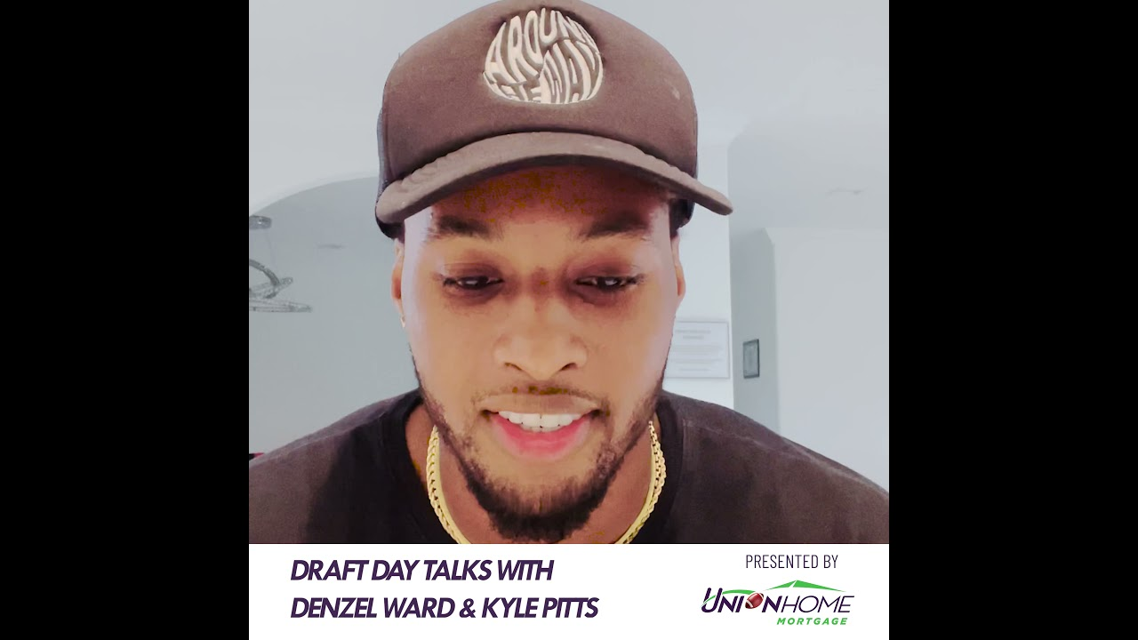 union-home-mortgage-review-draft-day-chat-with-denzel-ward-kyle-pitts