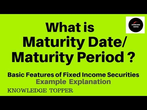 loan-maturity-date-what-is-maturity-date-maturity-period-of-a-bond-or-fixed-income-security-by-knowledge-topper