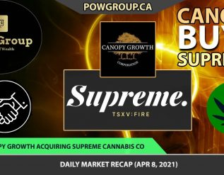 supreme-stock-market-canopy-growth-to-acquire-supreme-cannabis-co-fire-up-50-today-stock-market-review-apr-8th-2021