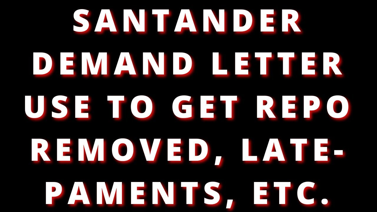 how-to-delete-negative-santander-items-off-credit-reports-santander-class-action-settlement-document