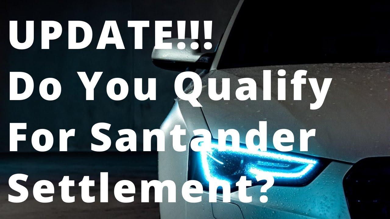 santander-multi-state-sub-prime-auto-lending-settlement-update