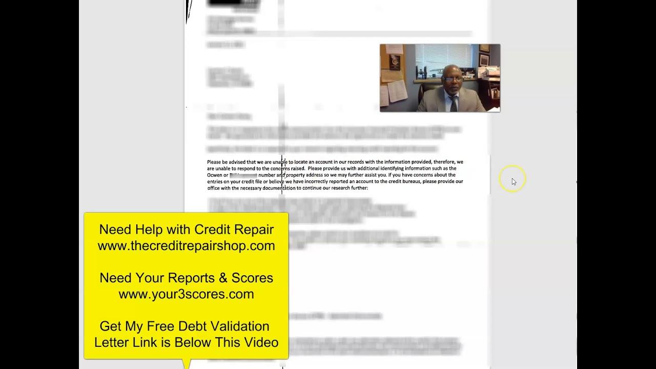 new-strategy-to-repair-bad-credit-debt-validation-and-verification-strategy-to-repair-credit