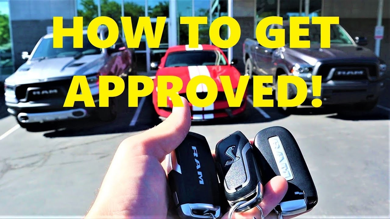 how-to-get-a-car-loan-with-bad-credit-or-no-credit