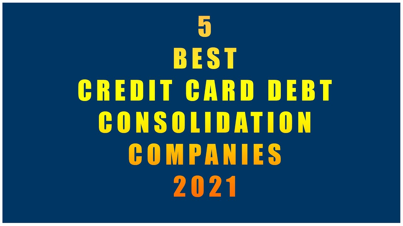 best-debt-consolidation-companies-to-pay-off-credit-card-bad-credit-ok