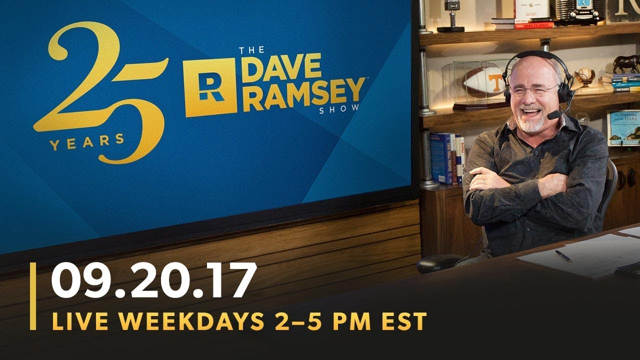 the-dave-ramsey-show-09-20-17