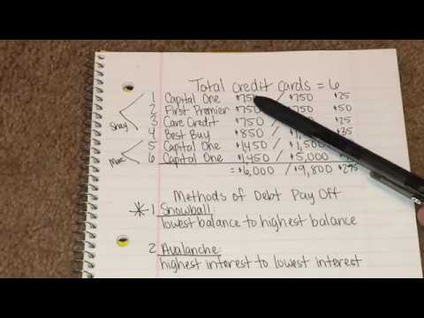 how-we-paid-off-all-6000-of-credit-card-debt-in-less-than-two-months-using-the-snowball-method