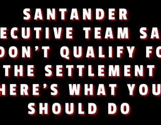 santander-said-no-relief-for-me-what-can-i-do
