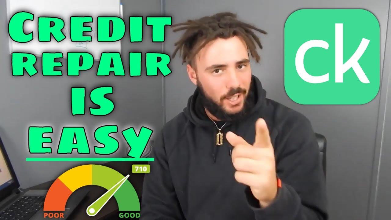 stop-paying-for-credit-repair-diy-w-credit-karma