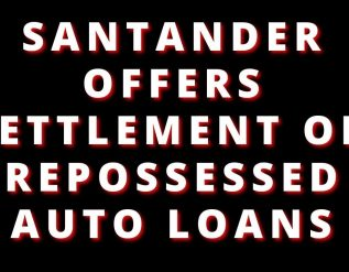 santander-offers-settlement-when-it-suppose-to-forgive-entire-debt