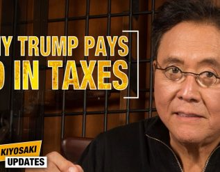 why-trump-pays-zero-in-taxes-robert-kiyosaki-quarantine-updates