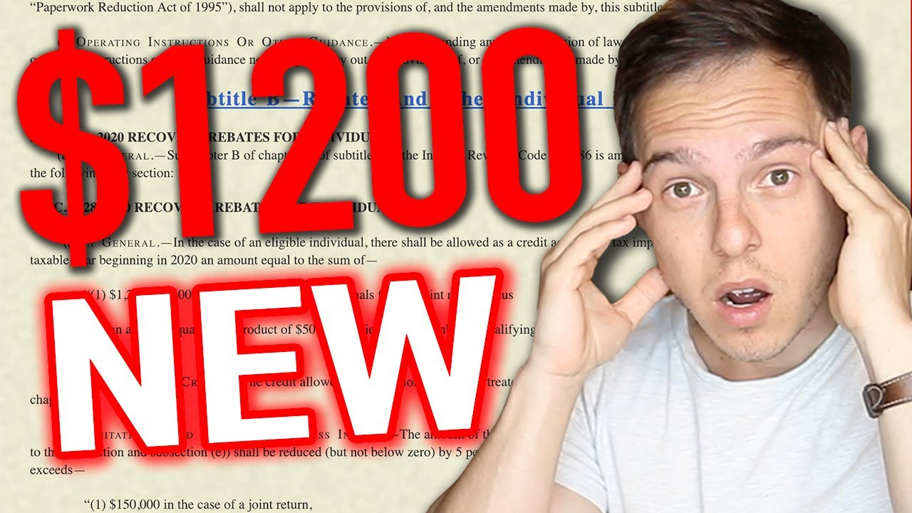 the-new-1200-stimulus-check-all-details-revealed