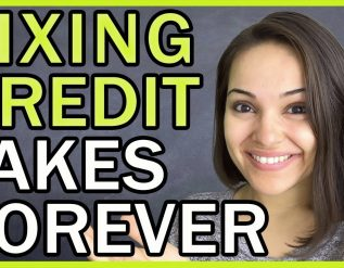 why-does-it-take-so-long-to-fix-your-credit