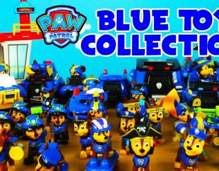 chaseso-reviews-lots-of-paw-patrol-blue-toys-learning-the-color-blue-chases-toy-collection