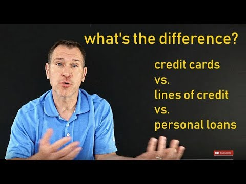 union-home-mortgage-review-credit-cards-vs-lines-of-credit-vs-personal-loans-whats-the-difference