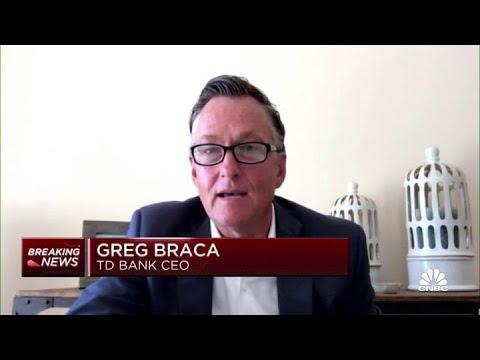 virtual-stock-market-td-bank-td-bank-ceo-greg-braca-record-cash-balances-at-most-banks-in-the-u-s