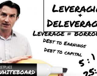 explain-the-savings-borrowing-investing-cycle-leveraging-and-deleveraging