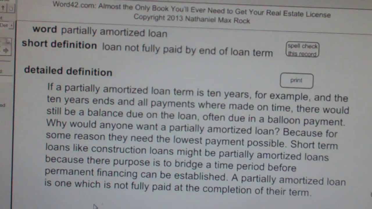 partially-amortized-loan-partially-amortized-loan-real-estate-license-exam-study-guide-agentexampass-com