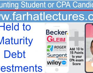 loan-maturity-held-to-maturity-investment-in-debt-securities-intermediate-accounting